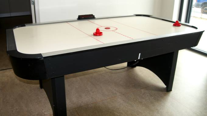 Bostedets Airhockey